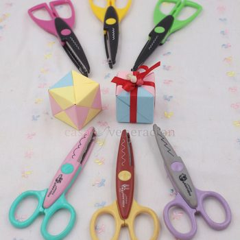 Craft Scissors (Paper Edgers) are a Must in my DIY Crafts Arsenal