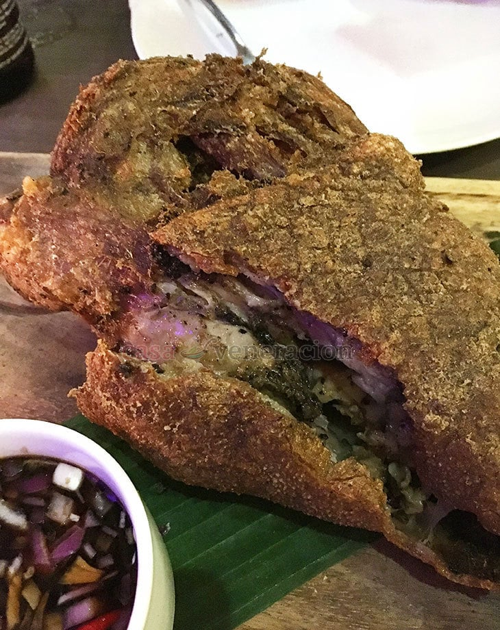 Sorry, Anix's, But Livestock's Crispy Pata Rules!