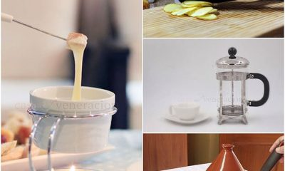 Is there someone in your life who loves to cook and bake? Wouldn't you love to give him or her a gift that will be truly useful? Here are some ideas.