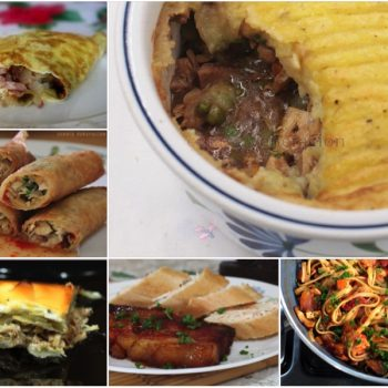 12 Delicious Recipes Cooked With Leftovers