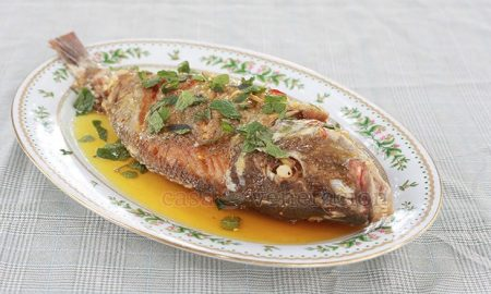 Recipes for Fish & Seafood
