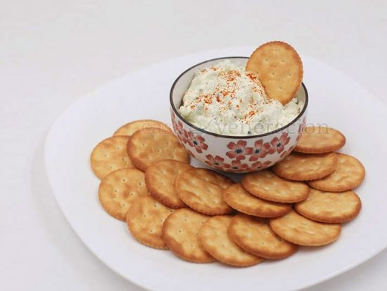 Cream Cheese and Cucumber Dip