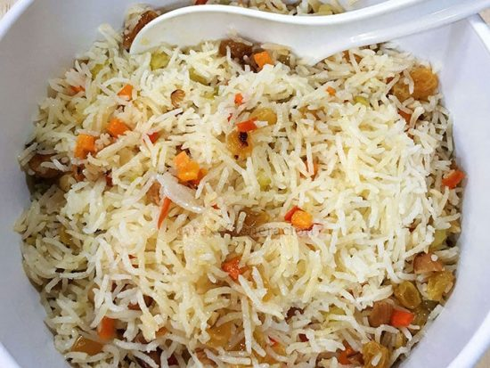 How To Cook Pilaf