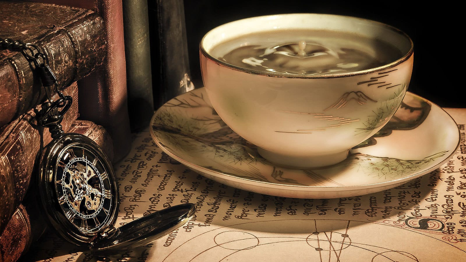 Christians have been drinking wine for two thousand years but coffee was a no-no until around 500 years ago. Before then, coffee was called Satan's drink and Christians were forbidden from drinking it. Why?