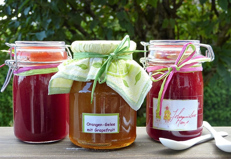 What's the Difference Between Jelly and Jam? What About Compote and Marmalade?