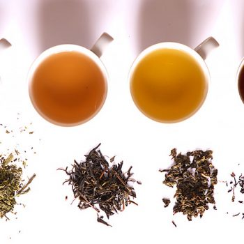 Herbal teas are not real teas as they contain no part of the Camellia sinensis. They are more in the nature of infusions (or what the French call tisane) -- a blend of fruits, flowers, roots and leaves of plants other than the Camellia sinensis.