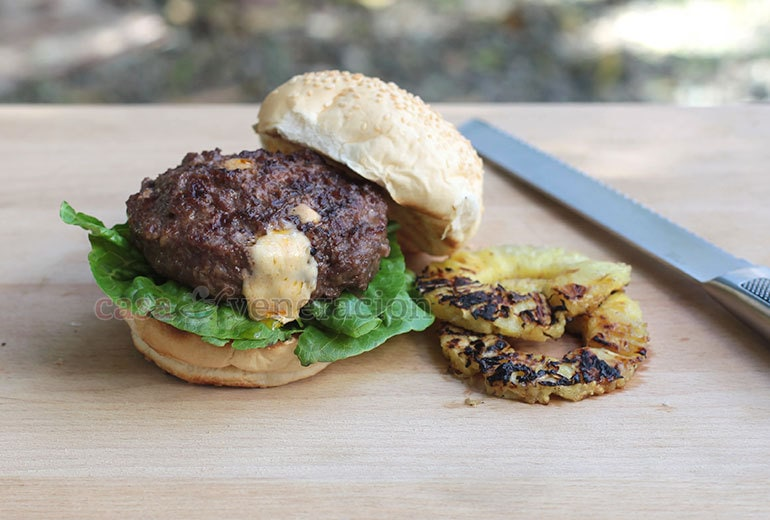 Burgers, like steaks or any other grilled meat for that matter, needs to rest before they are served.