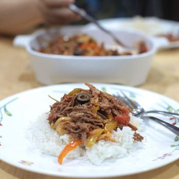 Why Flank Steak is the Worst Cut for Cooking Ropa Vieja