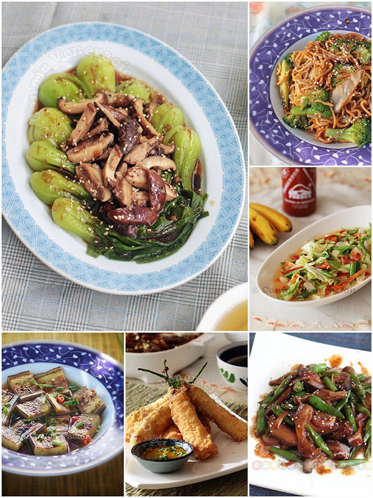 I am proud to say that there are 235 meatless recipes in the archive. Some are vegan; the rest are lacto vegetarian (includes dairy), ovo vegetarian (with eggs) and ovo-lacto vegetarian (with dairy and eggs). These are our favorites.