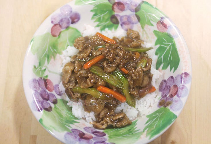 Beef and Celery Stir Fry Recipe