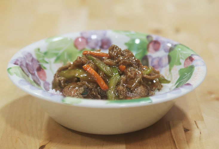 Cook Beef and Celery Stir Fry Today!