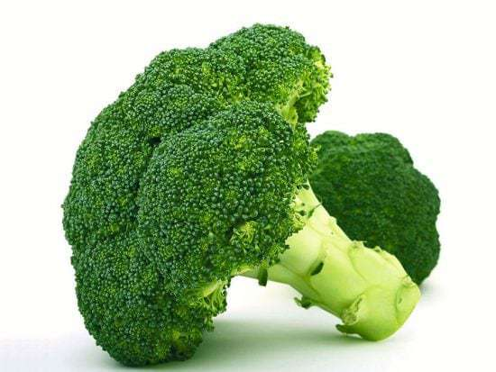 Broccoli Stems are Edible and Nutritious