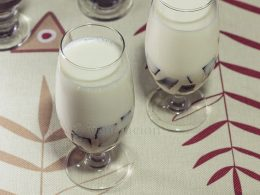 Coffee Jelly Drink