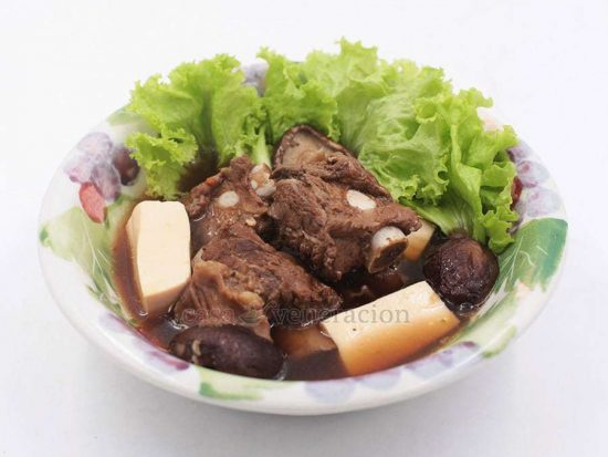 If You Like Bak Kut Teh, You Will Love This Pork Ribs Soup!