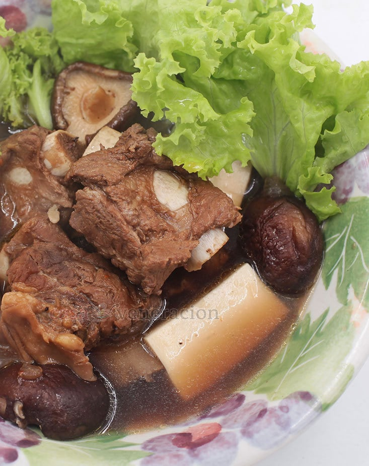How to Cook Pork Ribs Soup Inspired by Hokkien-style Bak Kut Teh