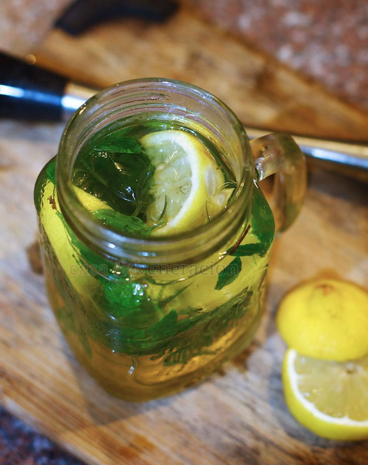 Make this lovely Southern Comfort and Mountain Dew Cocktail today!
