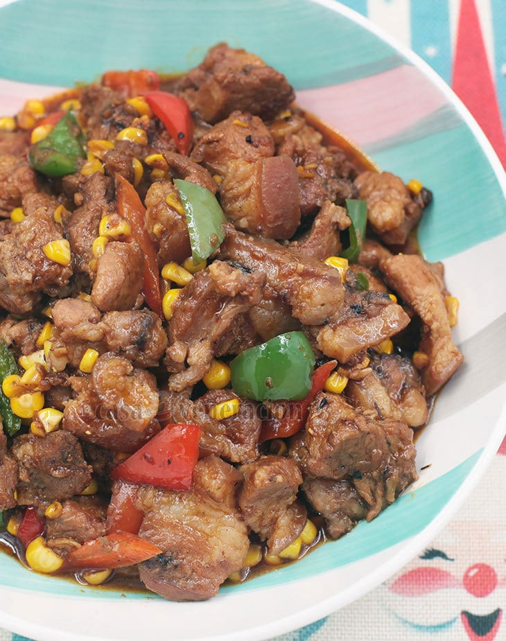 How to Cook Tasty and Spicy Cajun-style Pork Stew