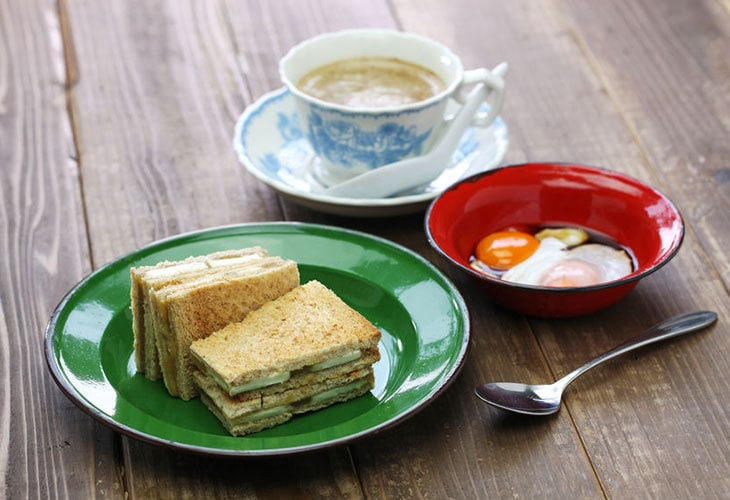 That coconut jam in your kaya toast is made from coconut milk