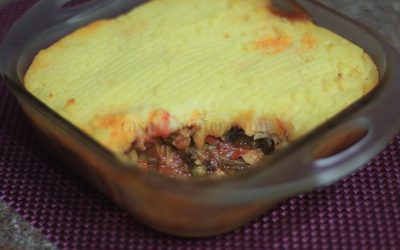 Got Leftover Meat Stew? Make Farmer's Pie!