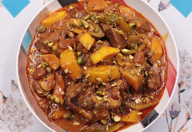 Beef Stew a la Curry