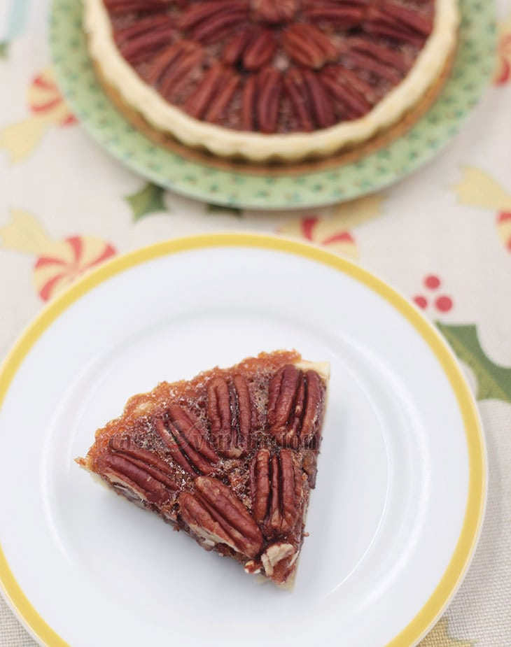Make This Easy Tasty Pecan Tart Today!