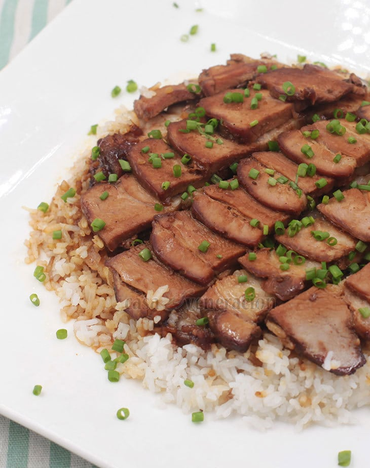 Slow Cooker Pork Belly With Barbecue Sauce Recipe