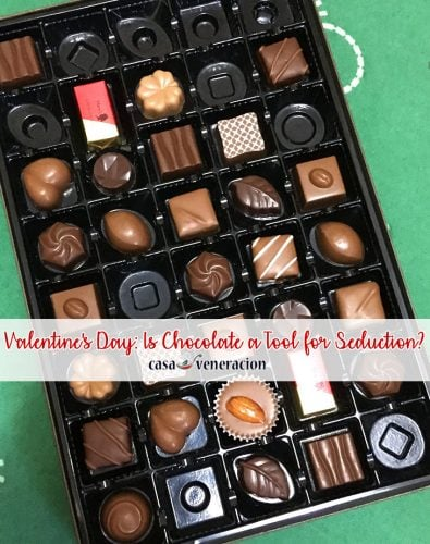 Box of chocolates for Valentine's Day?