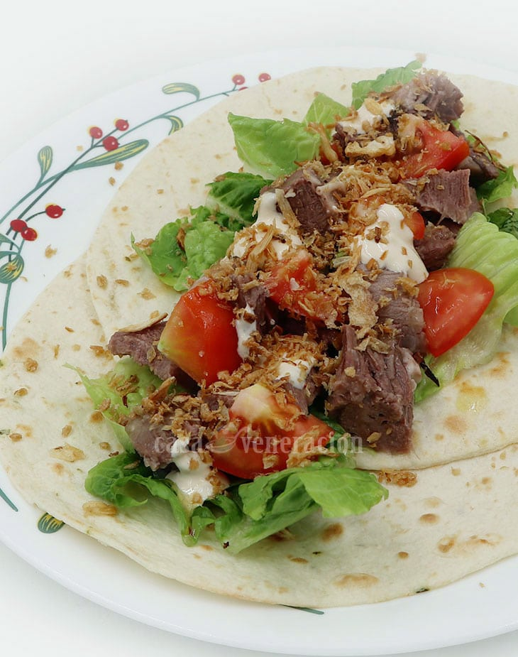 How to Make Beef Tongue Tacos