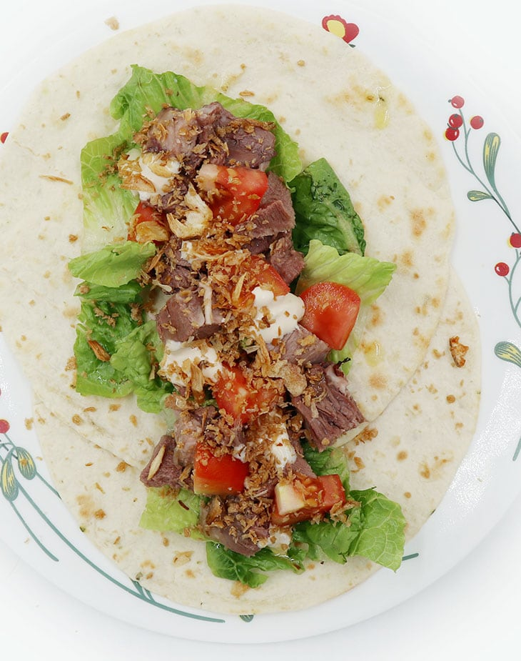 Beef Tongue Tacos Recipe
