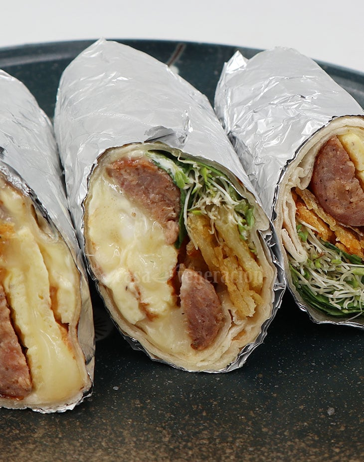 How to Make the Ultimate Breakfast Burritos!