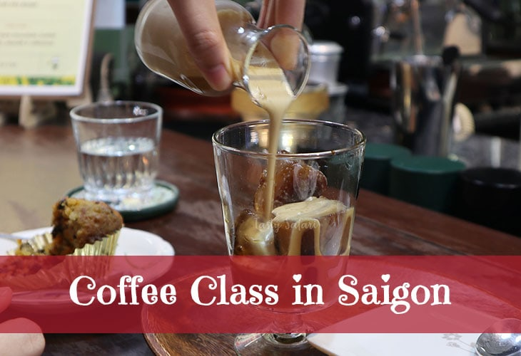How to Grade Coffee and Make Cà Phê Đá: A Coffee Class in Saigon