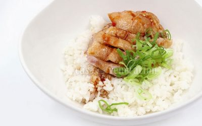 Roast Duck Rice Bowl Recipe