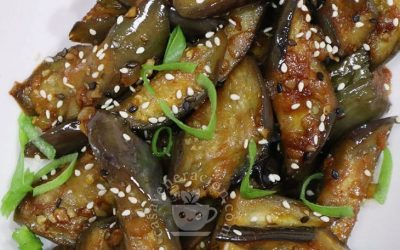 How to Cook Fried Eggplants with Gochujang (Korean Chili Paste)