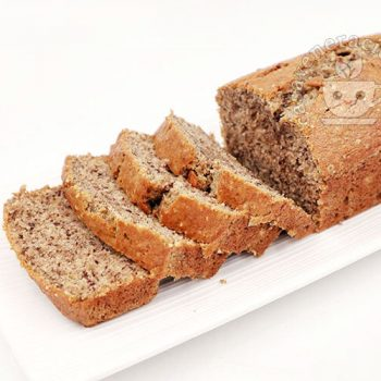 Banana Bread: Ultra Moist and Chock-full of Nuts Recipe