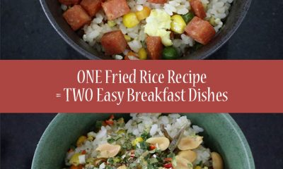 10-minute Breakfast Fried Rice