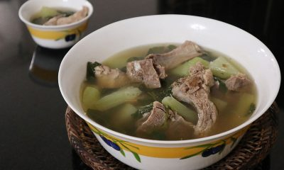 Pork Ribs Tinola Recipe