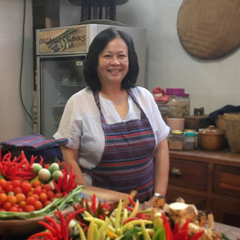 Connie Veneracion in Chiang Mai